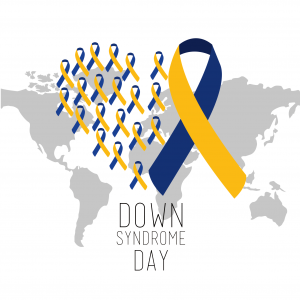 Celebrate World Down Syndrome Day March 21st, 2020!