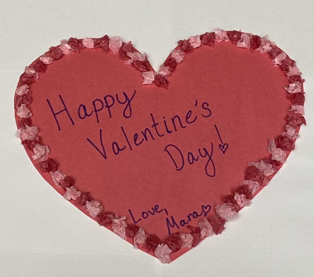 Try these fun crafts with your special needs child this Valentine's Day!