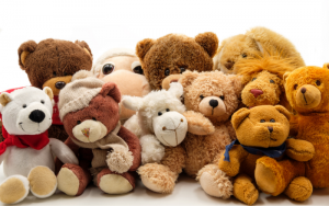 Weighted toys can be used to help activate a child's sensory system.